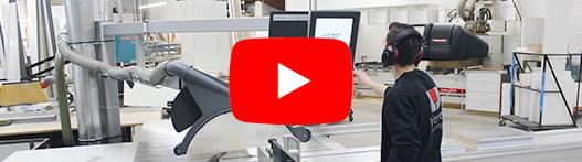 Video - Die Produktion bei Wiemer Einrichtungen